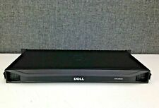 Dell PowerEdge KVM1081AD, 8 Port Server Console Switch, DP/N: 036JDV