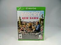 Far Cry: New Dawn -- Standard Edition (Microsoft Xbox One, 2019) * NEW*