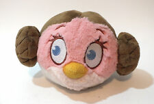 Angry Birds In Space Princess Leia Pink Lady Bird Plush Stuffed Animal Game Toy
