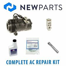 Fits Honda Accord 95-97 2.7 Complete A/C Repair KIT With New Compressor & Clutch