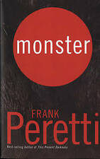 Monster by Frank Peretti (Paperback, 2005)