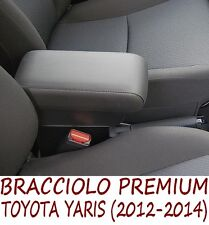 Bracciolo Premium per TOYOTA YARIS - HYBRID (2012 - 2014) - MADE IN ITALY