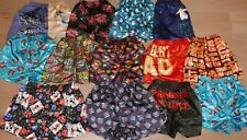 ☆—Bulk Satin Silk Boxer Shorts—Small—Shiny—Nylon—Silky—Glanz—Boxers—Polyester—☆