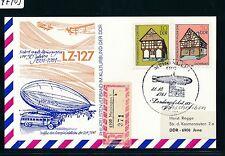 97403) DDR LZ 127 LF Meiningen.., So-Karte Reco SST 1981