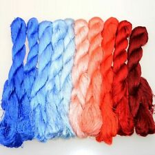 Hand Knitting Threads Abrasion-resistant Yarn For Crochet Cross Stitching Crafts