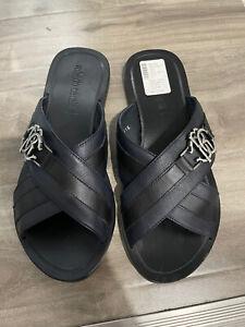 roberto cavalli Shoes Sandals Slippers men European Size 41 1/2