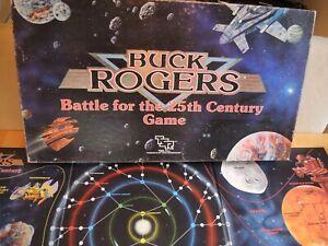 "BRETTSPIEL TSR ""BUCK ROGERS"" 1988 SEHR GUTER ZUSTAND *100% komplett topgepflegt*"