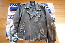 Vintage Harley Davidson Motorcycle Bikers Jacket Men's 40