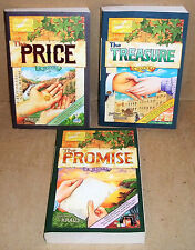 3 BOOKS FROM THE CIRCLE OF DESTINY SERIES BY JIM & TERRI KRAUS THE PRICE PROMISE