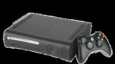 Microsoft xbox 360 w/ kinect sensor