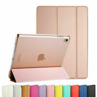 Magnetic Smart Stand Case For Apple iPad 2 3 4 5th 6th 2017 Air 2 Screen Cover