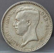 Belgie - Belgium 20 francs 1934 NLD - silver - KM# 104.1