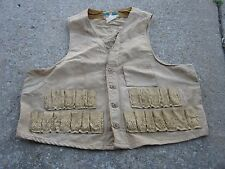 Hunting decor  Vintage Used Game Winner Sportswear Size Large Hunting Vest