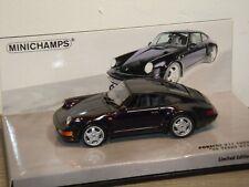 "Porsche 911 Turbo S 3.6 ""30 Years 911"" 1993 - Minichamps 1:43 in Box *36709"