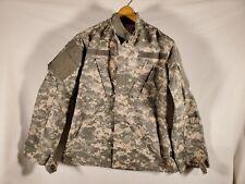 Authentic American Apperal US Army Coat Combat Uniform Digital Camo ~ XS/Short