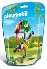 Playmobil 6653 City Life Zoo aves tropicales