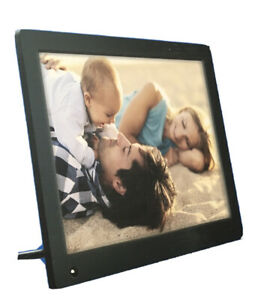 "Nix 15"" Digital Picture Family Photo Frame X15D Plug & Play"