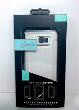 New OEM Sonix Active Series Clear/Black Case For Samsung Galaxy S6 Active