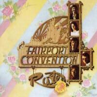 FAIRPORT CONVENTION - ROSIE D/Remaster CD w/BONUS Trax ~ 70's FOLK ROCK *NEW*