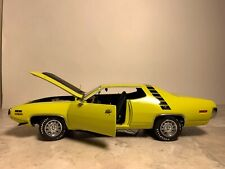 Franklin Mint 1971 Plymouth Roadrunner (LE) 1:24 Diecast