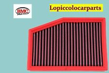FILTRO ARIA SPORTIVO IN COTONE LAVABILE ORIGINALE BMC FB 140/01 TUNING RACING