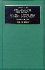 Cell Adhesion, Volume 16 (Advances in Molecular and Cell Biology), , New Book