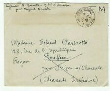 1938 Bizerte Naval Tunisia, WWII to Roussiac France