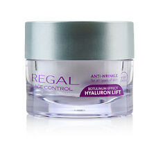 REGAL AGE CONTROL ANTI-WRINKLE NIGHT CREAM BOTULINUM EFFECT HYALURON LIFT 45ml.