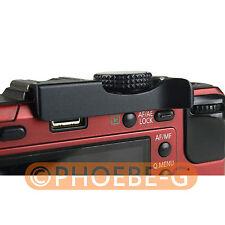Black Thumb Up Grip for Fujifilm X-E1 X-M1 X-A1 X-E2 X-Pro1