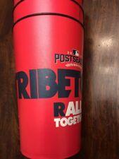 """Cleveland Indians Post Season 2016 """"Tribetober� Souvenir Plastic Sga Cup New!"""