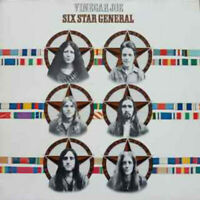Vinegar Joe - Six Star General (Vinyl LP - 1973 - DE - Original)