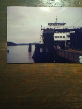LOT OF 3 COLOR PRINTS WASHINGTON  STATE FERRIES THE M.V.HYAK THE SAN JUAN ISLAND