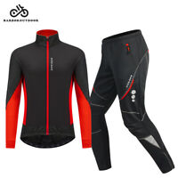 Winter Riding Suit Mountain Bike Sport Suit Men/'s Sportswear Clothing Waterproof