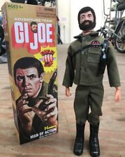 "GI Joe Adventure Team - Man of Action (with Kung Fu Grip) 12"" Reproduction"