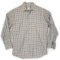 Peter Millar Crown Men's L/S Button Down 100% Cotton Dress Shirt Medium