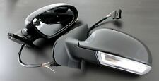 99-05 VW GOLF JETTA MK4 REPLACEMENT SIDE MIRROR LED MK5 EURO TURN SIGNAL LIGHTS