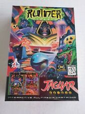 RUINER PINBALL Atari Jaguar Cartridge NEW Factory Sealed J9061E
