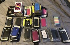 New Lot of Cell Phone Covers/Cases And Screen Protectors 30+ Items