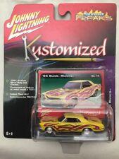 Johnny Lightning Street Freaks Kustomized 1965 65 Buick Riviera Die Cast 1/64