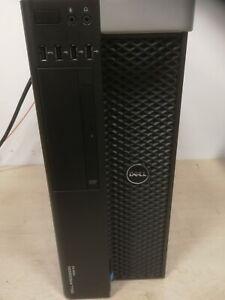 Dell T5610 - E5-2630 v2@2.60 GHz 6C, 16 GB, 1 TB 7.2k, Quadro 2000 1 GB, W10Pro