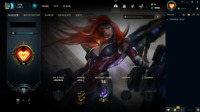 League Of Legends Account Unranked S11 EUW | 31 Champs| Legendary Gun Goddes MF