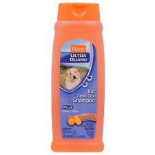 Hartz UltraGuard Rid Flea - Tick Shampoo for Dogs, Fresh Citrus 18 oz (3 pack)