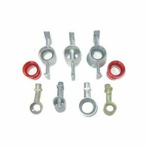AED Performance 60722 Carburetor Boosters, 0.160 in., Holley, 4150, Set of 4