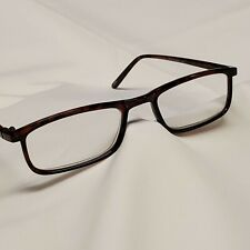 Foster Grant Oxford Readers +2.00 Brown