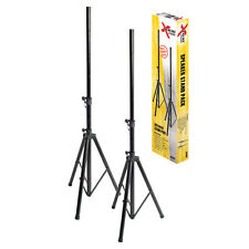 Xtreme SS262 Speaker Stand Package with Carry Bag - 2 Speaker Stands - Load 40KG