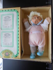 CABBAGE PATCH Vintage Broccoli Babe 3 Doll Vintage