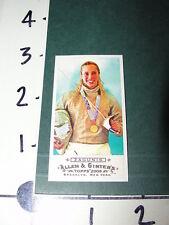 Mariel Zagunis: 2009 Allen & Ginter #212 Bazooka Mini/25 US Olympic Gold Fencing