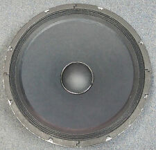 """Electro-Voice DL18MT 18""""  woofer reconed with USA made aftermarket parts"""