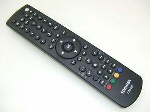 Genuine Replacement Remote For Toshiba 26DL833B, 26DL834B, 26DL933B, 26DL934B