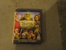 Shrek: Forever After The Final Chapter (Blu-ray Disc, 2015)